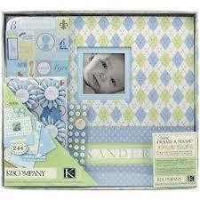 baby boy scrapbook album 12x12 scrapbook album ebay