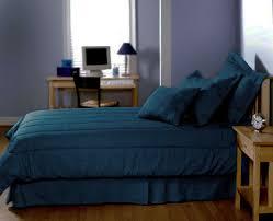 Denim Duvet Cover King Blue Jean Denim Bedding Comforter Daybed Bedskirt Bed Caps