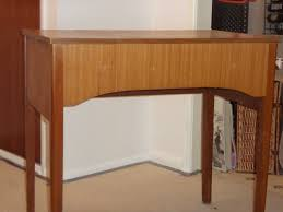 solid wood sewing machine cabinets 1970 s solid wood sewing machine table in yelverton devon gumtree
