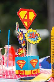 kara u0027s party ideas calling all superheroes birthday party kara u0027s