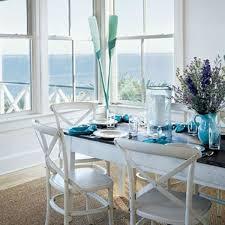 Beachy Dining Room Sets Marceladickcom - Beachy dining room