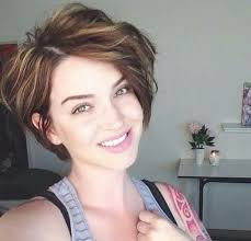 how to trim ladies short hair best 25 short wavy hairstyles ideas on pinterest short wavy