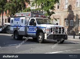 police truck new york ny may 31 nypd stock photo 110814227 shutterstock