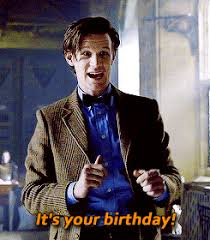 Doctor Who Birthday Meme - doctor who matt smith 11th doctor thedoctorsbusy