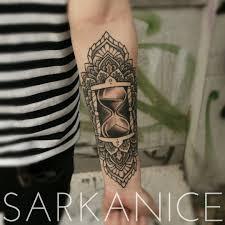 sand clock tattoo designs hourglass tattoo design best tattoo ideas gallery