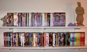 hjo3 my dvds