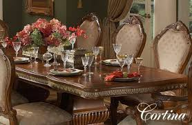 other aico tuscano dining room set remarkable on other aico dining