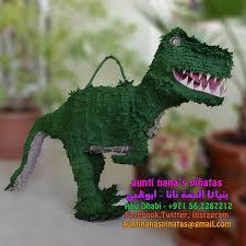 dinosaur pinata aunti nana s piñatas on t rex dinosaur in dubai