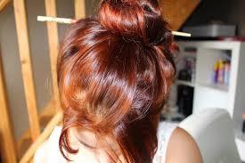 cheveux rouge acajou maugenated le jour où j u0027ai réussi à être rousse avec du henné