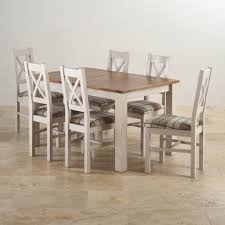 Oak Dining Room Table And 6 Chairs Dining Sets Oak Dining Tables Chairs Sets Oak Furniture Land