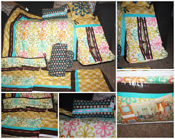 Vintage Floral Crib Bedding Dk Leigh Baby Bedding Review