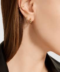 tiny hoop earrings lust list tiny hoop earrings britt maren