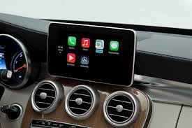 si e auto dos route how apple carplay works on the c class w205 autoevolution