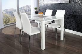 wei e st hle esszimmer nauhuri esstisch sthle leder weiss neuesten design weiße stühle