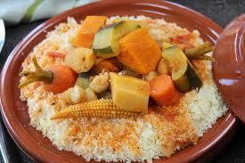cuisine alg ienne couscous couscous aux légumes les joyaux de sherazade