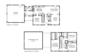 floor plan for new homes comparing two house plans 1925 vs 2014 wsj