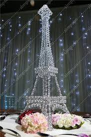 eiffel tower decorations 3pcs free shipment candelabra centerpiece eiffel tower