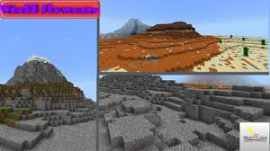 World Map Biomes by World Showcase My World Biome Map Created By Ekza Youtube