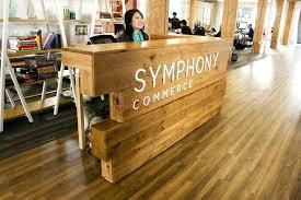 Wood Reception Desk Reclaimed Wood Reception Desk Abundantlifestyle Club