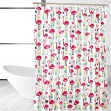 Flamingo Bathroom Tropical Flamingo Memory Foam Rug Free Shipping On Orders Over