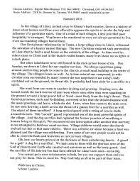 missionary letters a updyke u2014 temple baptist church