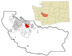 Washington State Fair Map by Puyallup Washington Wikipedia