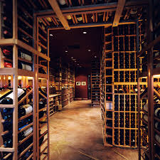 in floor wine cellar custom designed wine cellars by patrick wallen