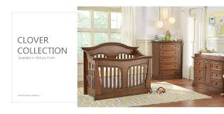 Stratford Convertible Crib by Eco Chic Baby Caring For The Future Safe Stylish Sustainable
