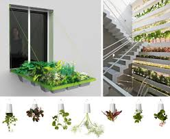 Window Sill Herb Garden Designs Green 8 Ingenious Small Space Window Garden Ideas Urbanist