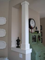 Pillars And Columns For Decorating Best 25 Interior Columns Ideas On Pinterest Columns Wall Trim