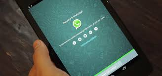 whatsapp free for android how to install whatsapp on any android tablet techsuplex