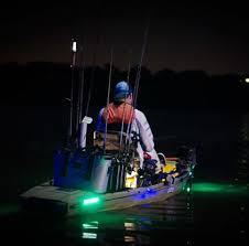 Kayak Night Lights Extreme Duty Low Voltage Led Kayak Fishing Lights And Lighting Kits