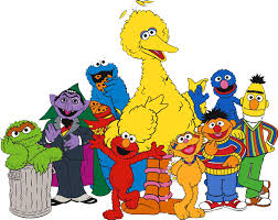 printable pictures sesame street characters free coloring