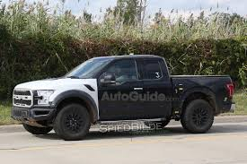 F150 Raptor Cost 2017 Ford F 150 Raptor Spied Looking Production Ready