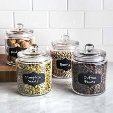 kitchen canisters sets glass kitchen canister set glass kitchen canisters sets glass