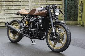 honda cx very nice cx500 cafe racer build