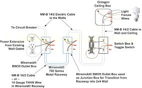 house electrical wiring diagrams connections in outlet light