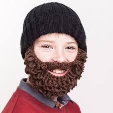 kids u0027burly u0027 beard hat beardo