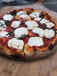 Comfort Colors Brick How To Make A Margherita Pizza W A Wood Fired Brick Oven Recipe