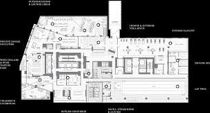 sony centre floor plan burrard place u2014 amenities