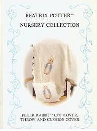 beatrix potter rabbit nursery ravelry beatrix potter nursery collection rabbit cot cover