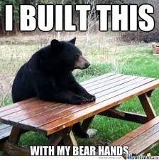 Bear Memes - 35 most funniest bear meme pictures and photos