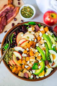 cold salads for thanksgiving 12 easy christmas salad recipes healthy holiday salads
