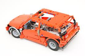 lego honda nico71 motorized honda civic eg alternate bricksafe