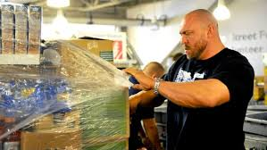 fox and ryback volunteer at the greater boston