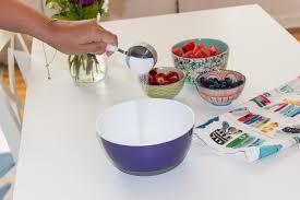 plastic fruit skewers easy labor day recipe fruit skewers with cheesecake yogurt dip