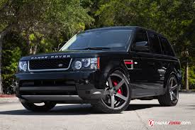 range rover modified range rover sport joins teamvossen u2013 advanced automotive accessories
