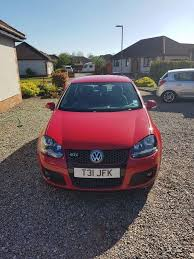 volkswagen golf gti petrol manual 2005 in fort william highland