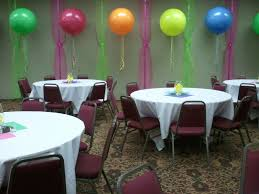 restaurant theme ideas need balloon decorations for a special event description from