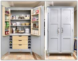 Standalone Kitchen Cabinets by Free Standing Kitchen Pantry Cabinet Image Of Free Standing